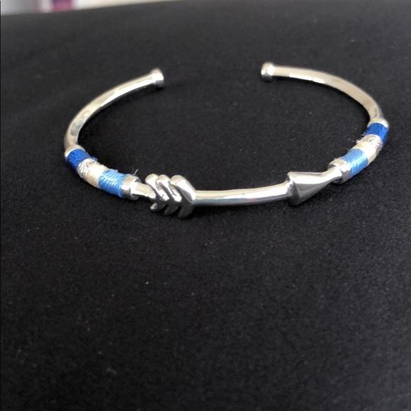 Stella & Dot Jewelry - Silver Arrow Stella & Dot Bracelet
